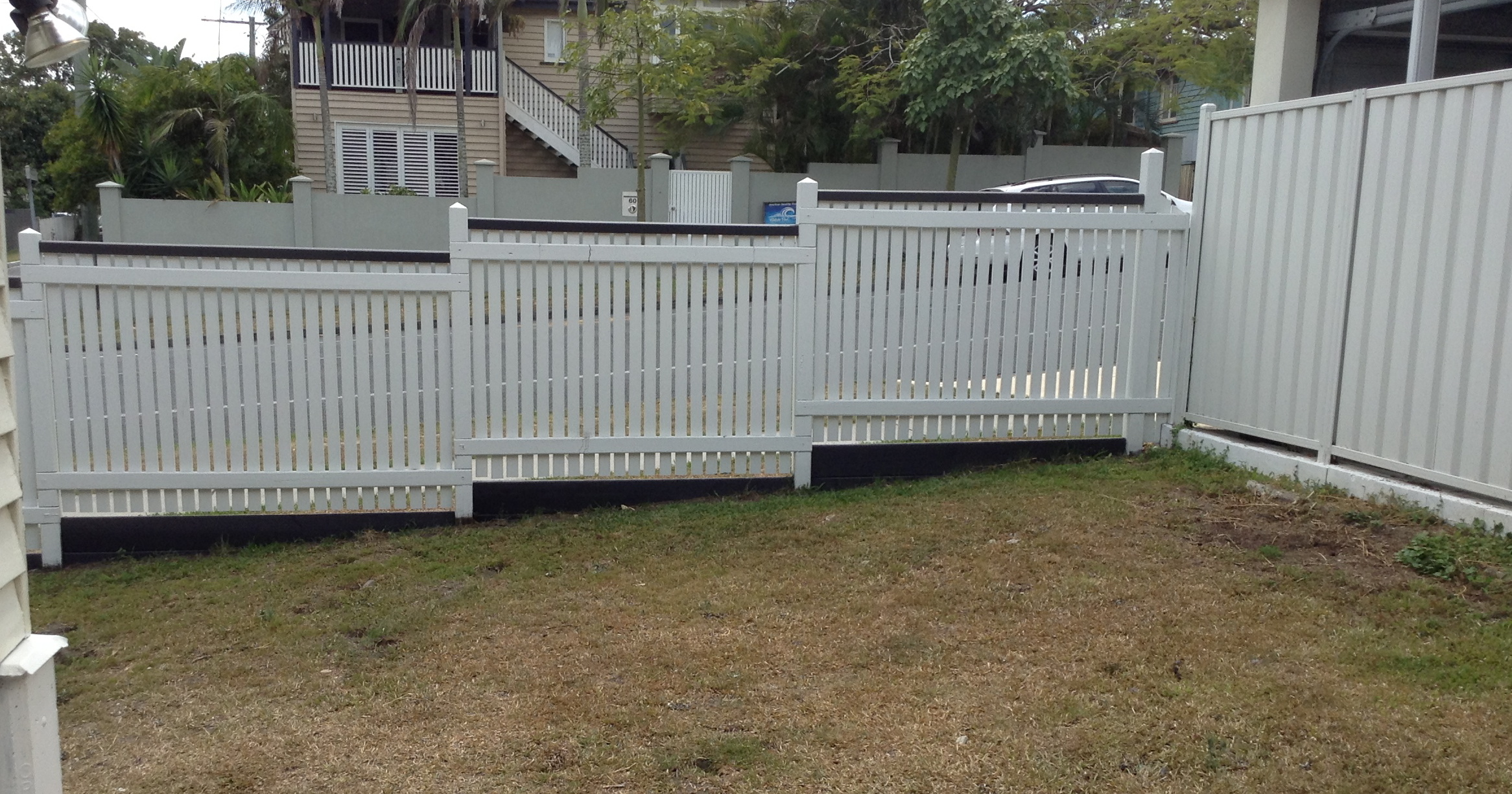 fence – the house that jess built