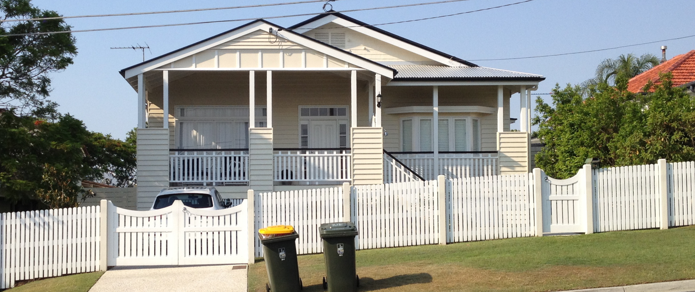 Queenslander Home The House That Jess Built