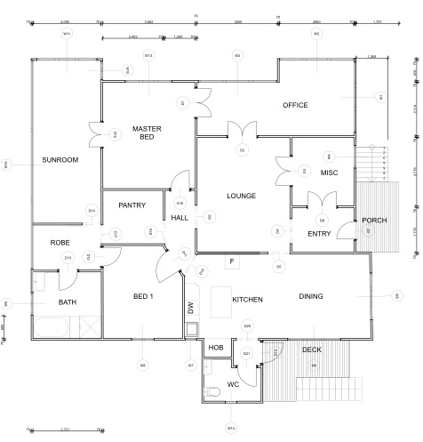 Queenslander home plans home design and style for Queenslander floor plans